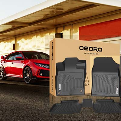 3D Scanning Technology - Use of 3D Scanner in Car Floor Mats of OEDRO