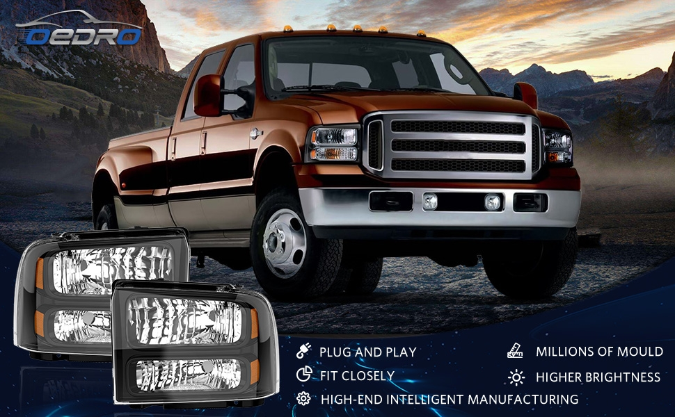 headlights for Ford F250