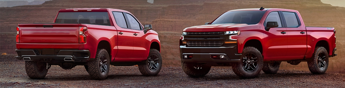 chevy silverado accessories