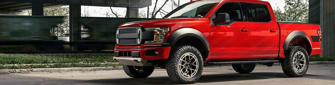ford series accessories